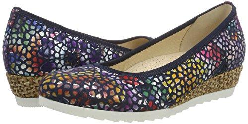 46 weiss Donna Blu 62 Ballerine Shoes 641 river Gabor Grata q8zIAw