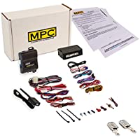 Complete Remote Start & Keyless Entry Kit Fits Select GM Vehicles � Buick [2006-2014], Cadillac [2006-2014], Chevrolet [2006-2009], Saturn [2008-2010]
