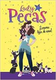 ¡Locuras lejos de casa! (Lady Pecas 1): Amazon.es: Lady