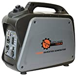 Dirty Hand Tools 1200W Gas Powered Inverter Generator