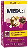 MEDca Deep Cleansing Pore Strips Combo Pack, 48 Count Strips (packaging may vary)