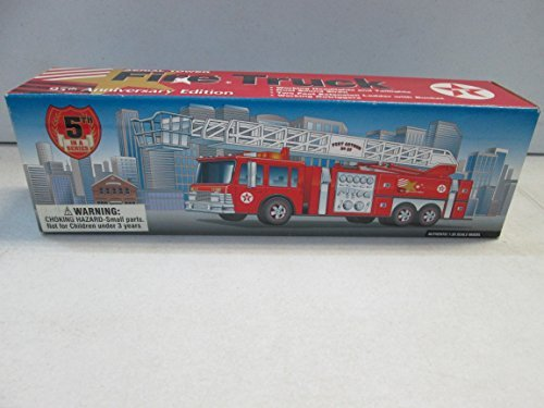 1997 Texaco Aerial Tower Fire Truck 95th Anniversary Edition (Tower Fire Truck)