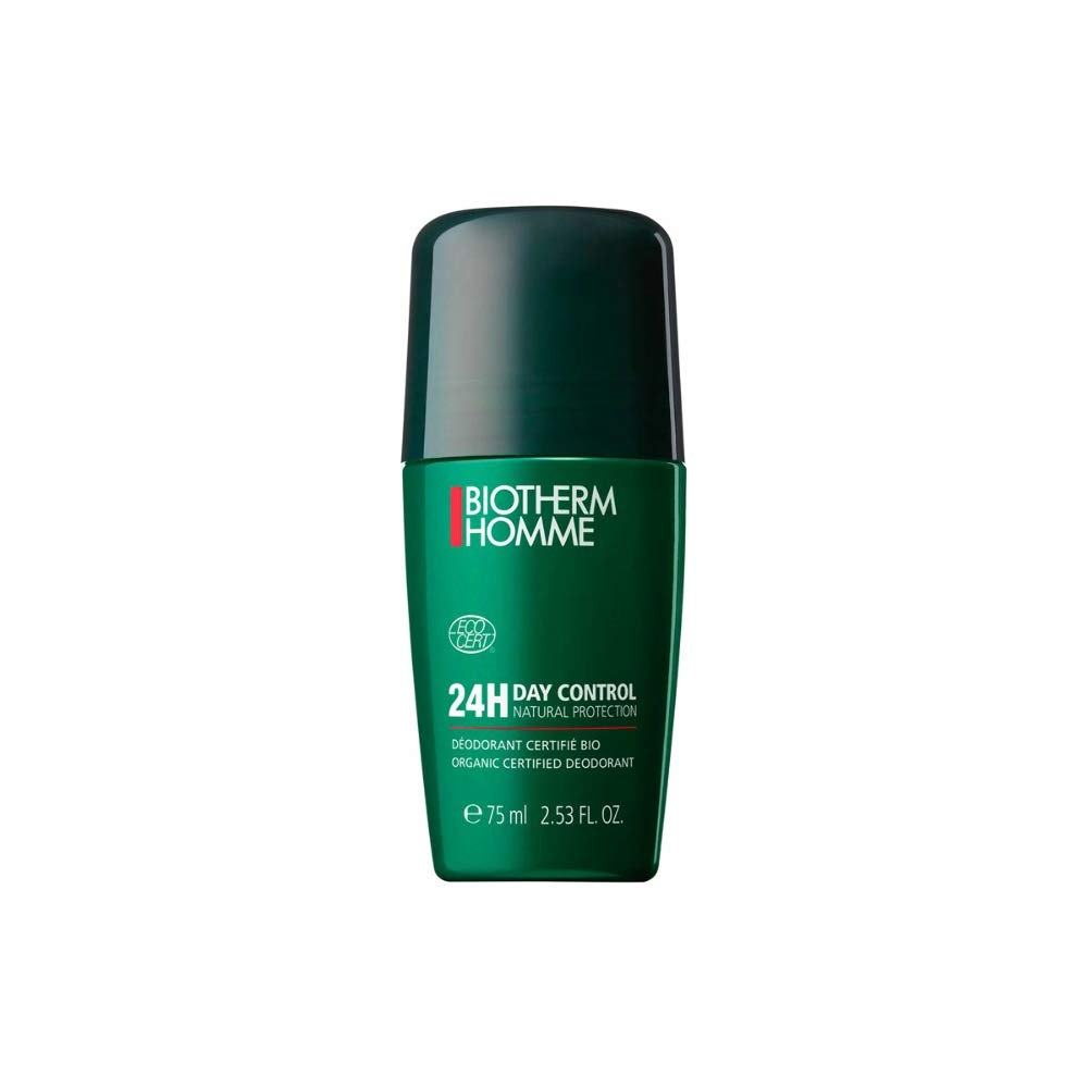 Biotherm Homme Day Control Natural Protect Desodorante Roll On - 75 ml