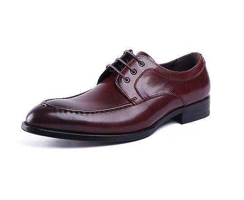 Arbeit Hochzeit Herrenschuhe Britischen Myi Tipp Schuhe Anzüge Leder OPNwnk80XZ