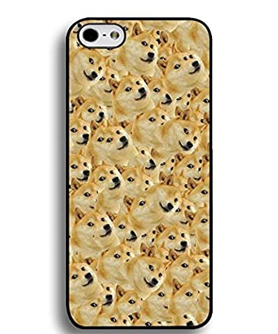 Iphone 7 (4.7 Inch) Phone Case, FireworkArt Advanced Shibe Doge Collection Hard Plastic Case for Iphone 7 (4.7 (Doge Phone Cover)