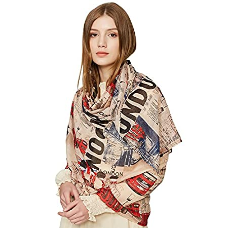 SEW ELEGANT NEW Beautiful Bold Mix Flags Royal Occasion Union Jack Rustic American English Afternoon Tea Print Scarf 51S3zpSTnfL