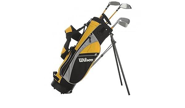 Wilson Pro Staff Junior - Kit de golf, derecha, regular (R ...