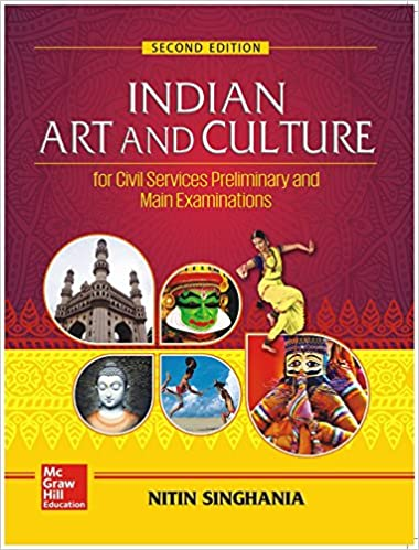 Art u0026amp; culture by nitin singhania