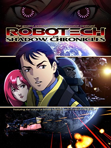 Robotech: The Shadow Chronicles (Best Horror Action Anime)