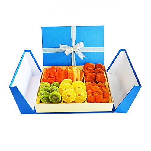 Kosherline Signature Dried Fruit Deluxe Kosher Gift Box