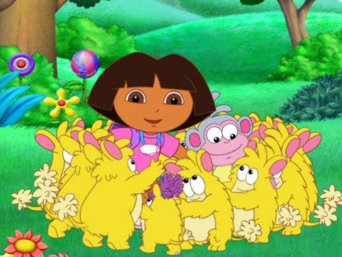 (Dora's Big Birthday Adventure)