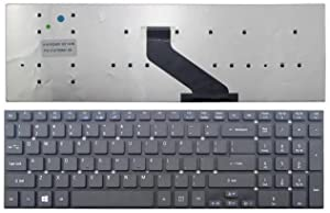 Replacement Keyboard No Frame For Acer Aspire V5-561 V5-561G V5-561P V5-561PG V5-561-6438 V5-561-6607 V5-561P-6823, US Layout Black Color