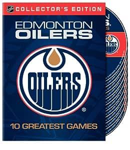 NHL Edmonton Oilers  10 Greate