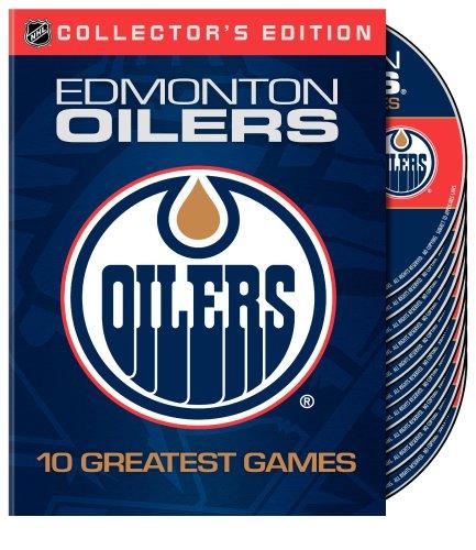 Edmonton Oilers Game (NHL: Edmonton Oilers 10 Greatest Games)