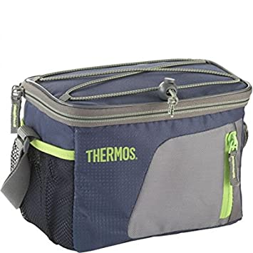 12 Can Thermos Cooler Bag Radiance Navy 4Ltr 4Ltr 36 Can Summer Camping Hiking Long Drive Party Lunch Packs 15Ltr 9Ltr 6 Can 24 Can 6 Can 26Ltr