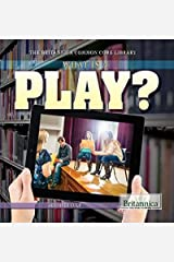 What Is a Play?(Hardback) - 2015 Edition Hardcover