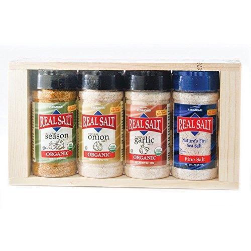 Redmond Real Salt, Organic Seasoning Set (1 Pack)