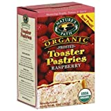 Nature's Path Organic Frosted Toaster Pastries Berry Strawberry, 11 Ounce