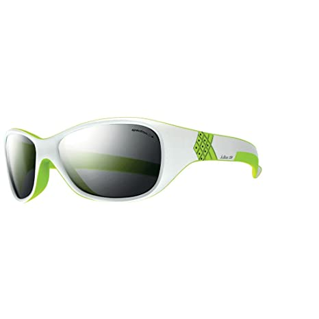 112893cfda Julbo Solan Sunglasses SP3 + multi-coloured Blanc Anis Size Taille S ...
