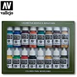 70142 Model Colour Medieval Colors 16 Colour Acrylic Paint Set