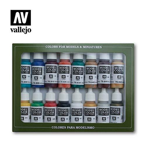 Vallejo Medieval Colors Paint Set, 17ml - $52.99