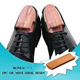CEDAR SHOE TREE WITH SINGLE TUBE - 2 PKS