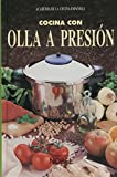 img - for Cocina Con Olla a Presion (Spanish Edition) book / textbook / text book