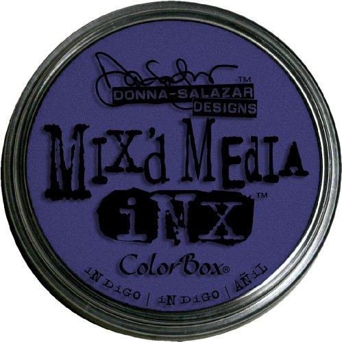 Mix d Media Inx by Donna Salazar Rubber Stamp Ink Pads c7849856ac4