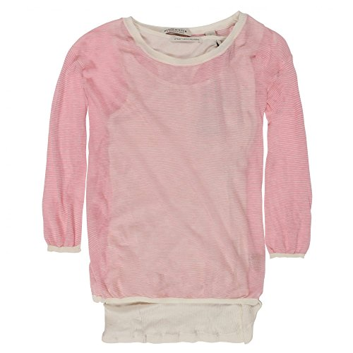 Maison 2 Light (Maison Scotch Lightweight Two Piece Knit Top 2 Colour B Colour B)