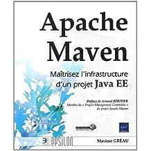 Apache Maven: Maîtrisez l'infrastructure d'un projet Java EE