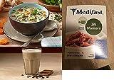 Medifast Meal Mug Ziti Marinara Wild Rice Chicken Soup 17