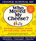 Who Moved My Cheese Change Survival Kit, Spencer Johnson and Ken Blanchard, 0970565100