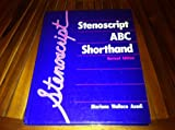 Stenoscript ABC Shorthand : Text, Asadi, Murlene Wallace, 1561184543