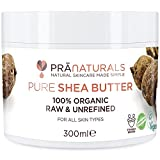 Best Shea Moisture Body Acne Washes - PraNaturals Organic Shea Butter Moisturiser UV Protection For Review