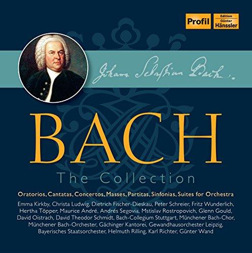 Johann Sebastian Bach: The - Collection Bach