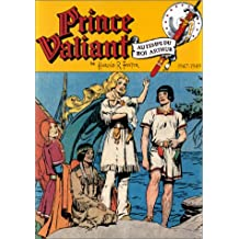 PRINCE VALIANT 1947-49 T6 STATUETTE INDIENNE