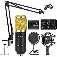 Professional BM-800   Cardioid Condenser Microphone Set...