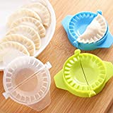 Zoomy far: New listing dumplings gadget dough press dumplings pies wonton mold cooking pastry tools: Clear