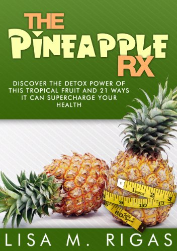Pineapple RX Discover Tropical Supercharge ebook product image