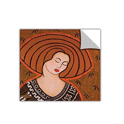 ArtWall Gloria Rothrock Sanctuary Removable Graphic Wall Art Work, 24 by 24-Inch