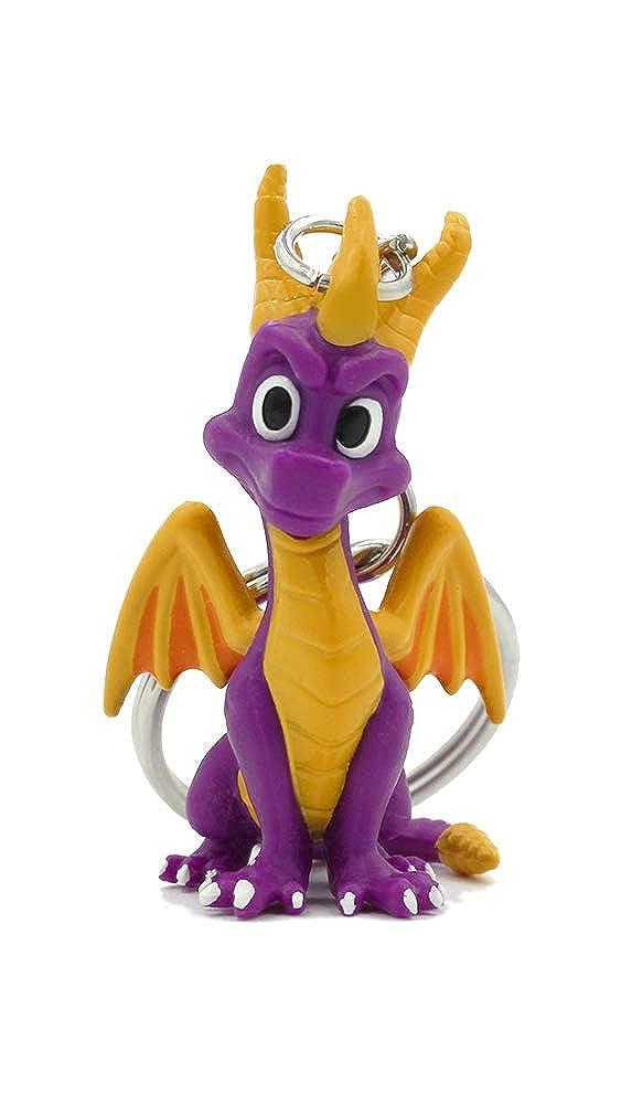 Spyro the Dragon Official 3D Keyring/Keychain Numskull PGEEKRRUA84281