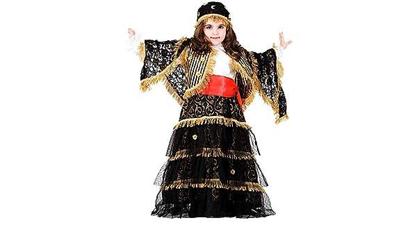 VENEZIANO Disfraz ZINGARA Rich Vestido Fiesta de Carnaval Fancy ...