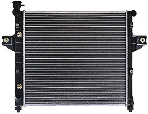 00 jeep grand cherokee radiator - 7