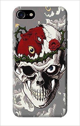 S1746 Berserk Skull Beherit Egg Tattoo Case Cover For Iphone 7 0767615336817 Amazon Com Books
