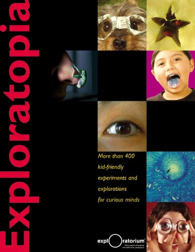 Exploratopia: More than 400 kid-friendly experiments and explorations for curious minds (Best Exploration Board Games)