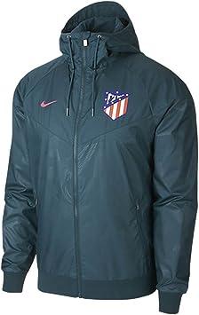Nike 2017–2018 Atletico Madrid Windrunner Jacke Authentic
