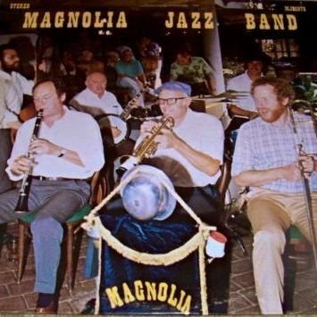 Magnolia Jazz Band - Magnolia Jazz Band - Magnolia Records - MJB1978