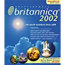 Encyclopedia Britannica 2002 Deluxe Edition