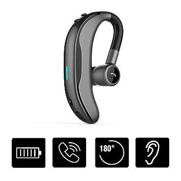 Auriculares inalámbricos Kobwa, manos libres, auriculares V4.1 en los oídos, muy