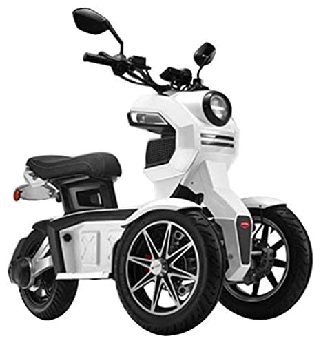 Itank City Adventure Scooter White Amazon Co Uk Sports Outdoors